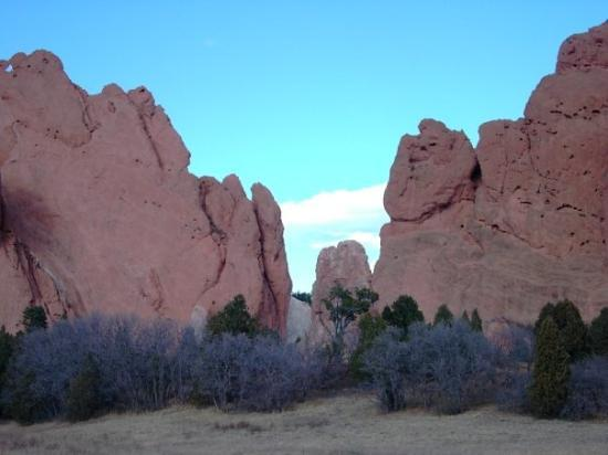 Colorado Springs, CO: Garden of gods