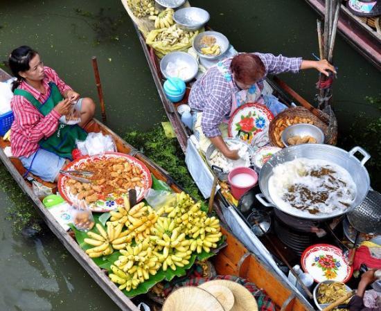 Damnoen Saduak Floating Market: Damansaduak Floating Market