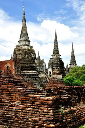 Ayutthaya Boat & Travel