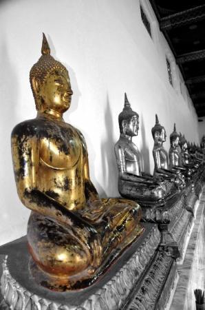 Wat Pho-tempelet: Wat Pho, Bangkok