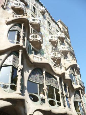 Najlepsa stvar u Barceloni - Casa Batllo!