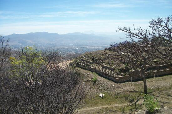 Oaxaca, Mexico: monte alban