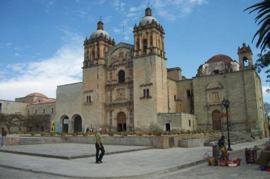 Oaxaca, Mexico: templo santo domingo