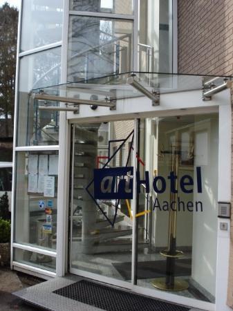 Art Hotel Aachen: The hotel in Aachen