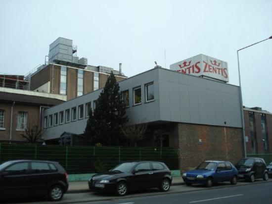 Aachen - Customer building