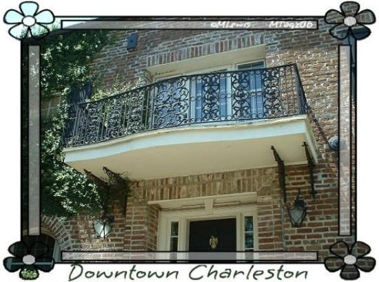Downtown Charleston (King Street Homes)