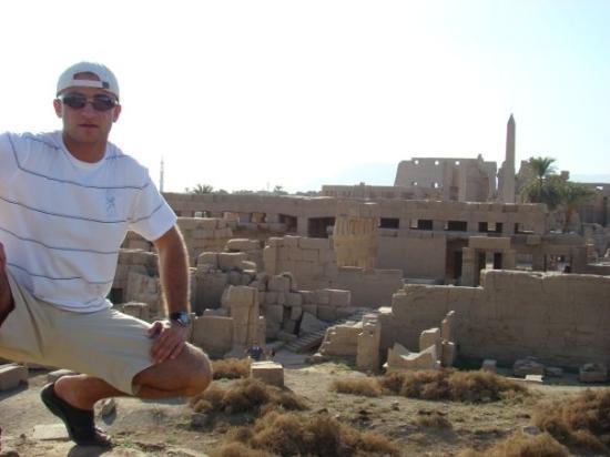 Bilde fra Luxor Tempel