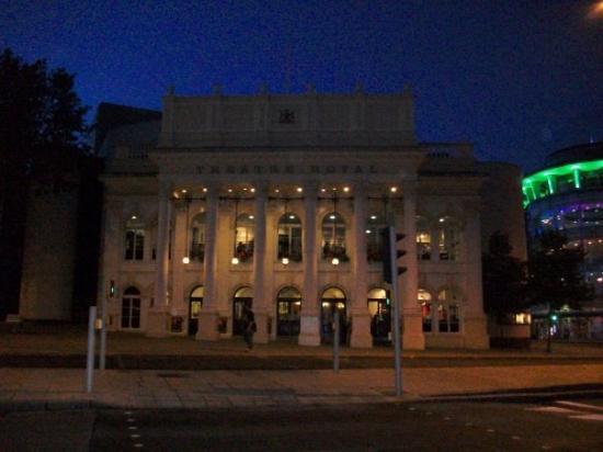 Nottingham, UK: Royal theater