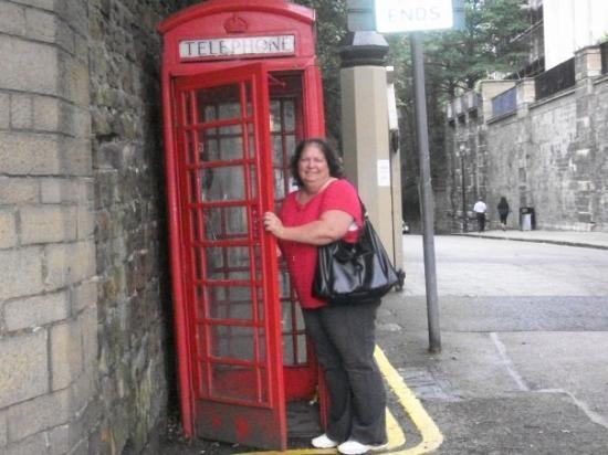 Nottingham, UK: need to make a call