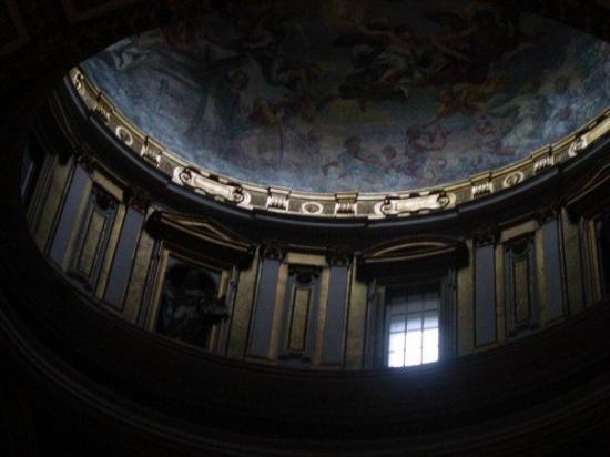 Vatikanske museer: A dome