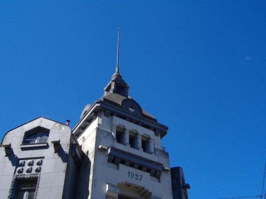 Осорно, Чили: Some art nouveau in Osorno, Chile