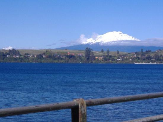 بويرتو فاراس, شيلي: Puerto Varas, Chile: Truncado Volcano