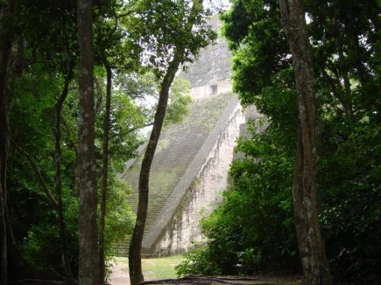 Tikal National Park, Guatemala: Que buen fotografo soy..