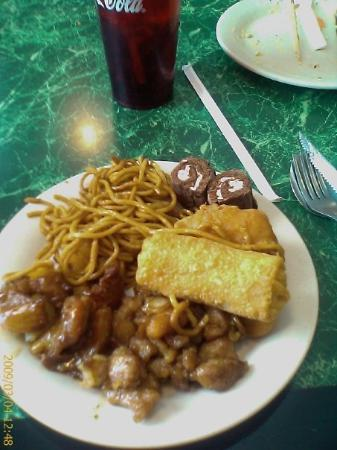 Metropolis, IL: It was a chinese buffet...