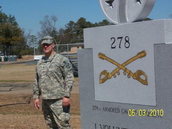 Foto de Mississippi Armed Forces Museum