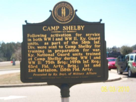 Hattiesburg, MS: Camp Shelby
