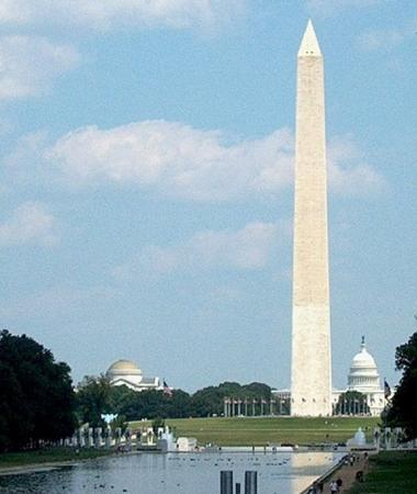 Washington Monument: This was a 5 banger! The reflection pool, the WWII monument, the Washington Memorial, the Smiths