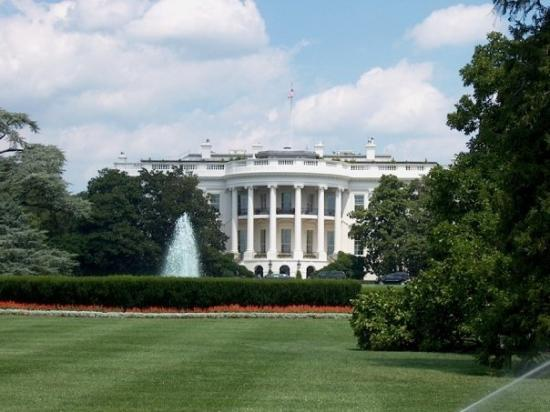 White House: One more month of the douche bag in office..