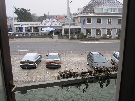 Van Der Valk Hotel De Molenhoek: view from room