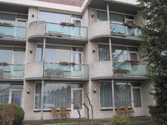 Van Der Valk Hotel De Molenhoek: view of room
