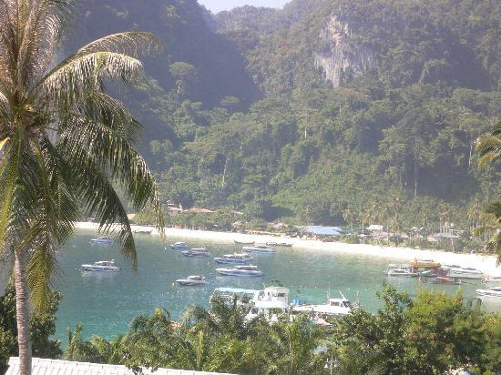 Ko Phi Phi Don, Thailand: view point