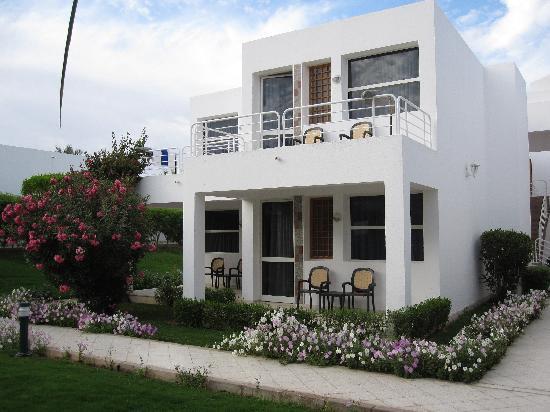 Maritim Jolie Ville Resort & Casino Sharm El-Sheikh: Bedrooms from Outside