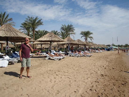 Maritim Jolie Ville Resort & Casino Sharm El-Sheikh: Beach