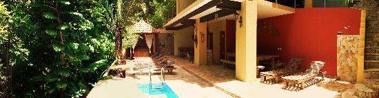 Gavea Tropical Boutique Hotel : swimming pool area
