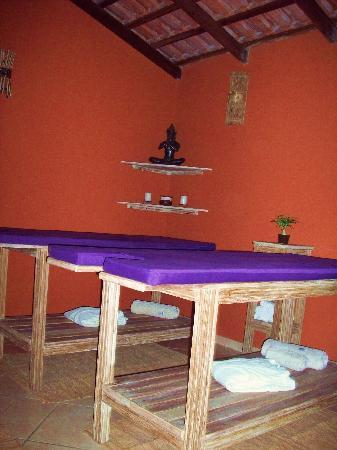Gavea Tropical Boutique Hotel: massage centre