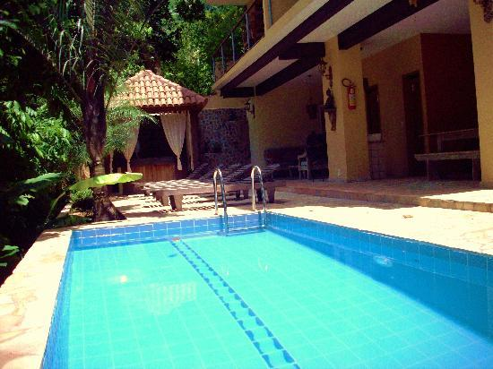 جافيا تروبيكال بوتيك هوتل: pool