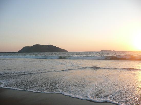 Villa Don Manuel: el mar
