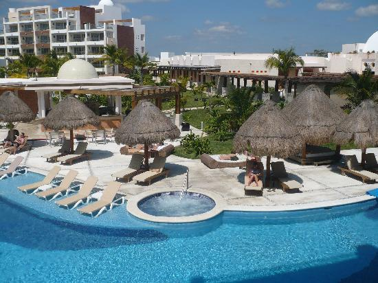 Excellence Playa Mujeres: View from our Balcony