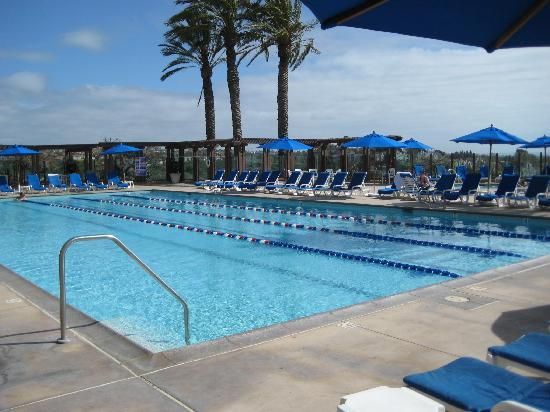 Grand Pacific Palisades Resort and Hotel: The Adult pool.