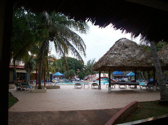 Brisas del Caribe Hotel: Pool area/Oasis Brisas Del Caribe