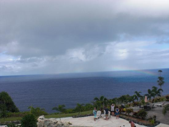 Lai Nani Resort: view from Lanai