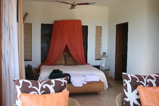 Rancho Pescadero : our room
