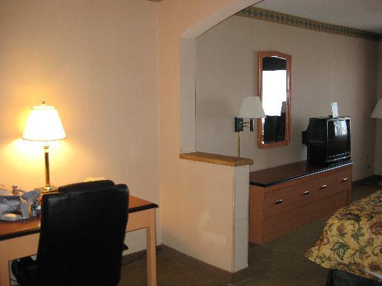 Comfort Inn & Suites: 2-Bett-Suite