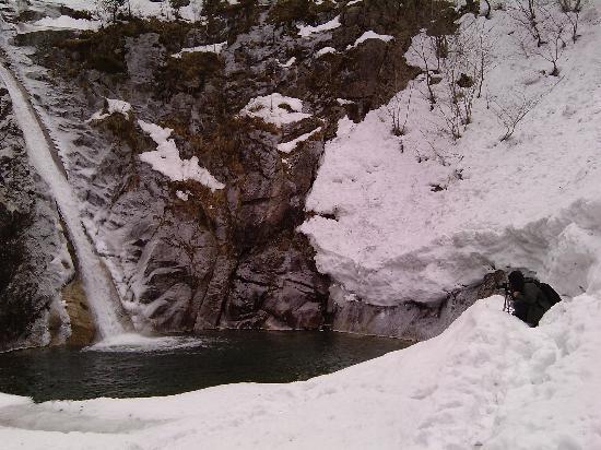 Seoraksan National Park: Biryeong waterfall