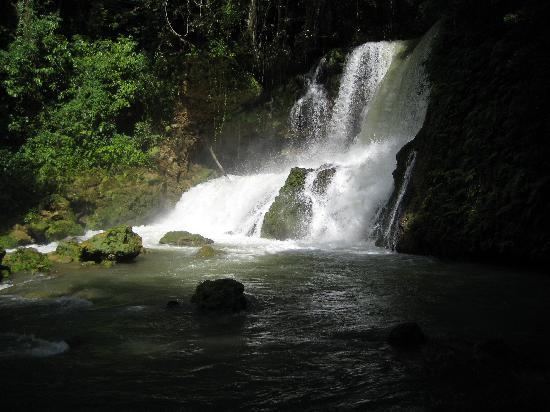 YS Falls: beautiful falss