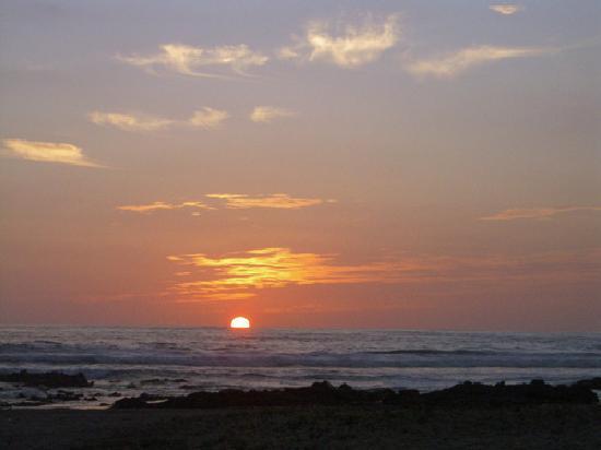 Majahua Palms: Sunset.