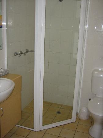 Aurora Alice Springs: Bathroom.