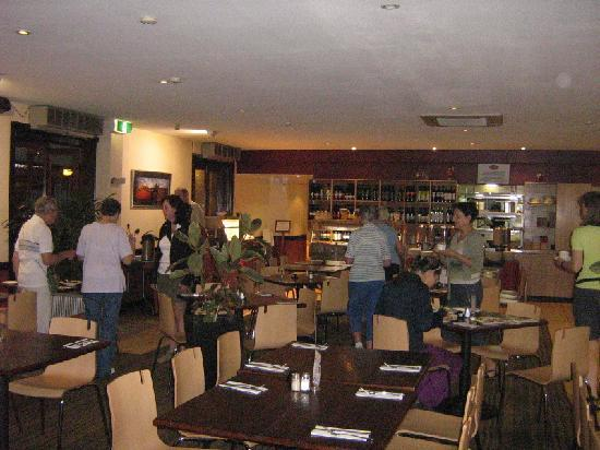 Aurora Alice Springs: Restaurant.