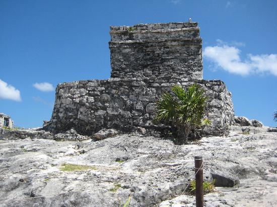 Tulum mayaruiner: Tulum