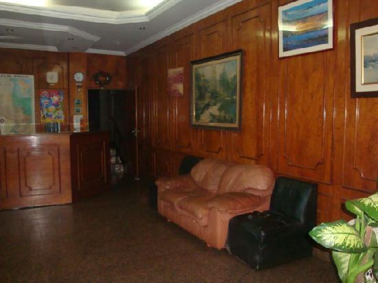 Hotel San Rafael: hotel Reception