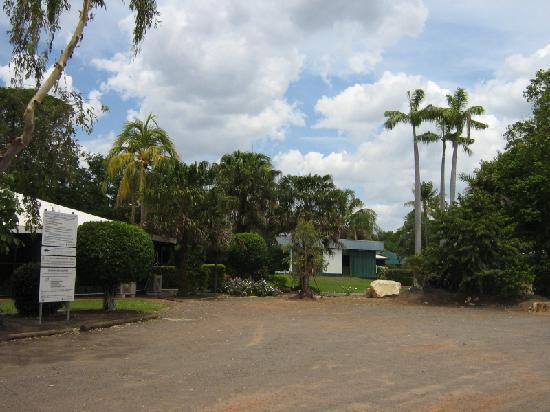 Aurora Kakadu Resort: Entrance.