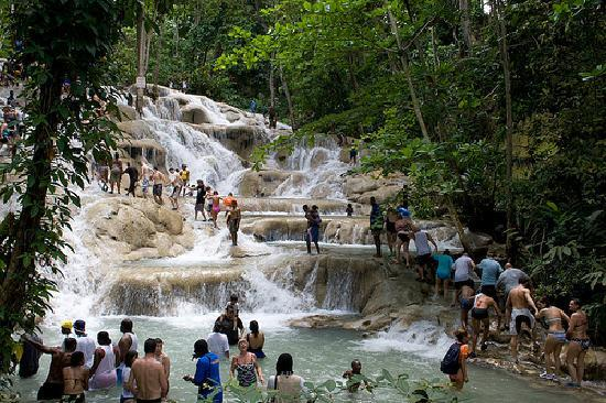 Jamaica: Dunns River Falls