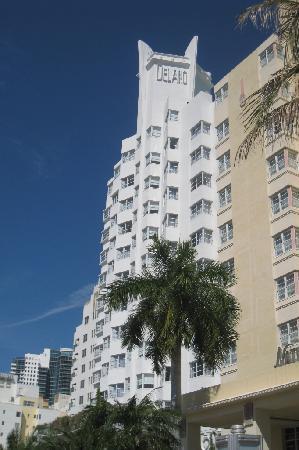 Art Deco Tours: Delano Hotel