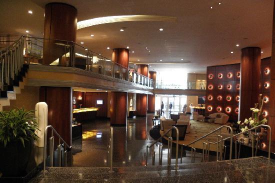 Art Deco Tours: Ritz Lobby