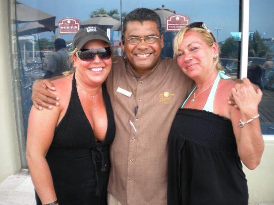 Panama Jack Resorts - Gran Caribe Cancun: Fernando, the best Caption