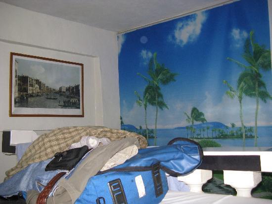 La Villa Sonada: My room at the Villa Sonada